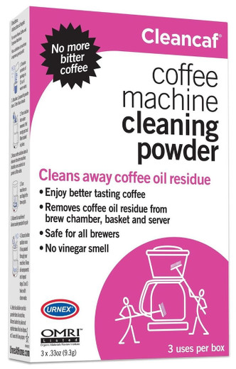 Cleaner 2017 - keep your machine clean to avoid tears!