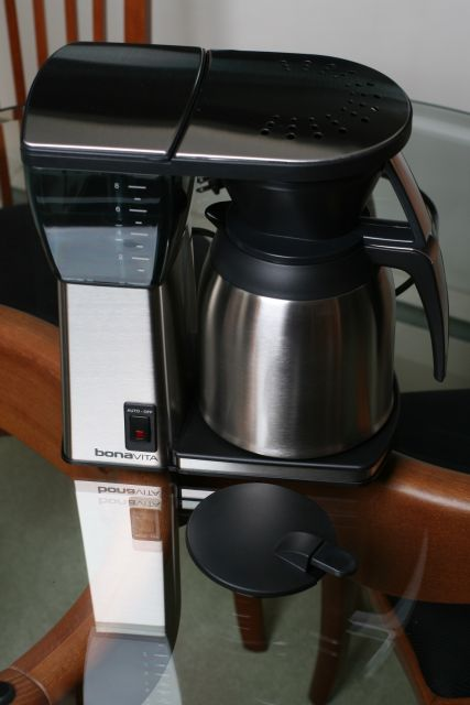 Bonavita Coffee Maker Gold Filter : Bonavita Coffee Maker. Bonavita Bv1800 8cup Coffee Maker. Bonavita Bv1800 8 Cup Coffee Maker ...