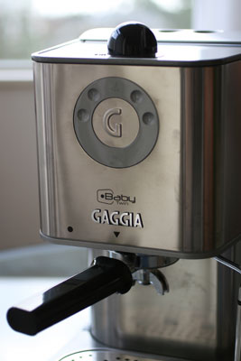 the gaggia baby twin reviewed. Black Bedroom Furniture Sets. Home Design Ideas